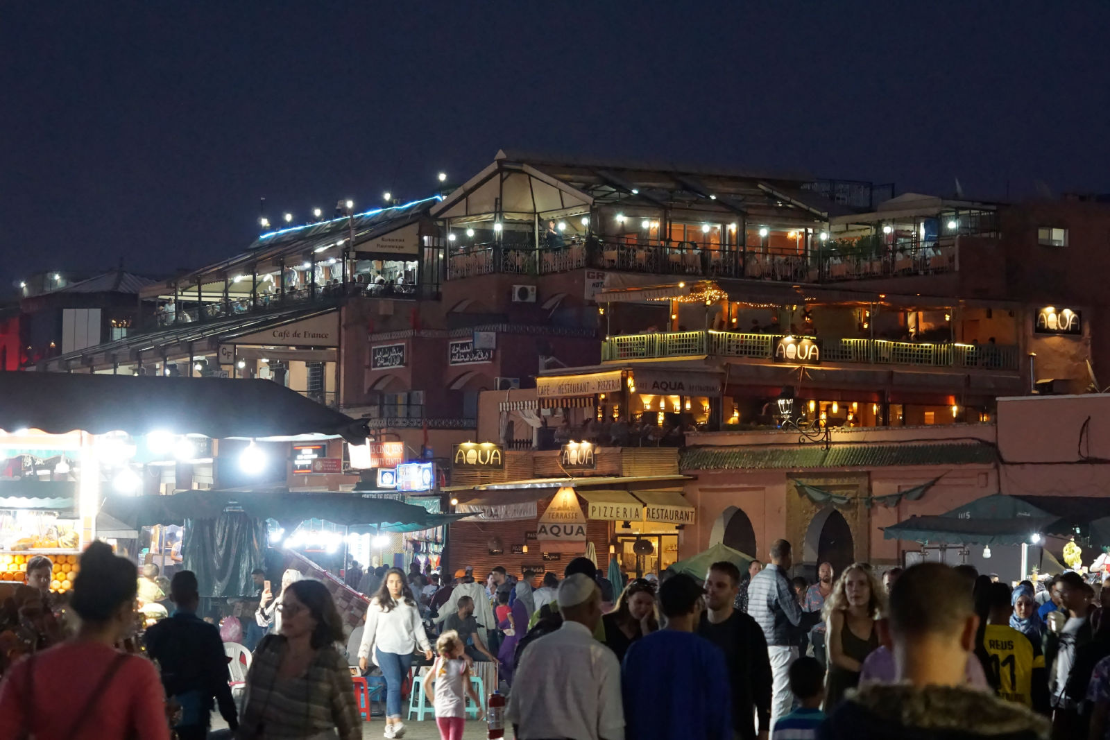 Markt in Marrakesh